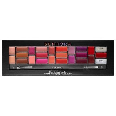 SEPHORA COLLECTION Lip Mixology Palette