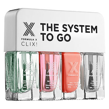 Formula X The System To Go Alive