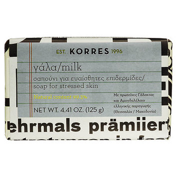 KORRES Milk Soap 4.41oz