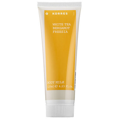 KORRES White Tea Body Milk 4.23oz