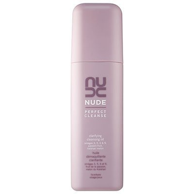 NUDE Skincare Perfect Cleanse Clarifying Cleansing Oil 3.4 oz