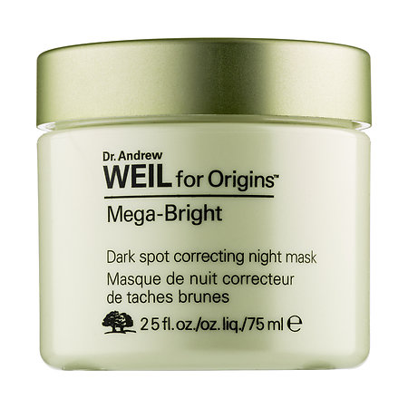 Origins Dr. Andrew Weil For Origins(TM) Mega-Bright Dark Spot Correcting Night Mask 2.5 oz