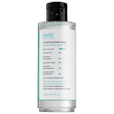 belif Cleansing Herb Water 6.75 oz