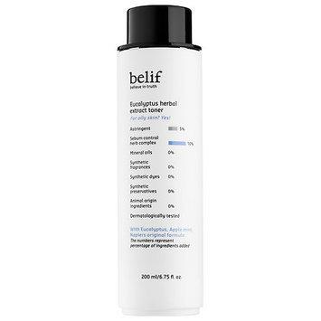 belif Eucalyptus Herbal Extract Toner 6.75 oz