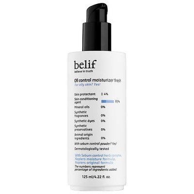 belif Oil Control Fresh Moisturizer 4.22 oz