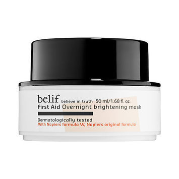 belif First Aid Overnight Brightening Mask 1.68 oz