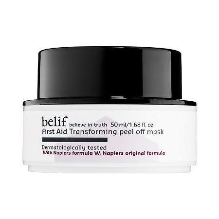 belif First Aid Transforming Peel Off Mask 1.68 oz