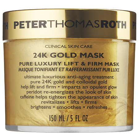 Peter Thomas Roth 24K Gold Mask Pure Luxury Lift & Firm Mask 5 oz