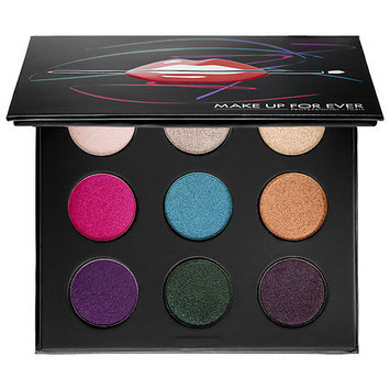 MAKE UP FOR EVER Artist Palette Volume 2 - Artistic Colors You Crave - I-872, ME-910, S-924, D-552, ME-232, ME-302, ME-512, ME-700, ME-930 9 x 0.06 oz