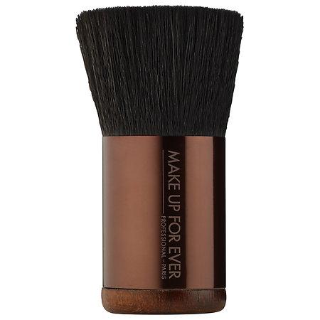 MAKE UP FOR EVER 136 Pro Bronze Kabuki Brush