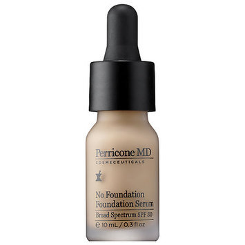 Perricone MD No Foundation Foundation Serum SPF 30 light to medium skin 0.3 oz
