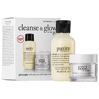 philosophy Cleanse & Glow On The Go Kit