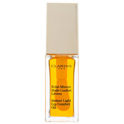 Clarins Instant Light Lip Comfort Oil, Honey