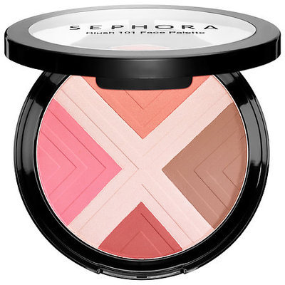 SEPHORA COLLECTION Blush 101 Face Palette