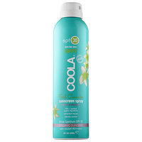COOLA Eco-Lux Sport SPF 50 Fresh Cucumber Organic Sunscreen Spray