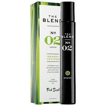 THE BLEND 02 Grassy Vetiver 0.17 oz Pure Fragrance Oil Rollerball