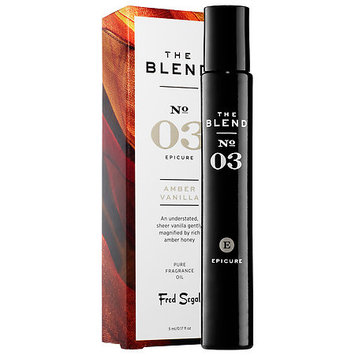 THE BLEND 03 Amber Vanilla 0.17 oz Pure Fragrance Oil Rollerball