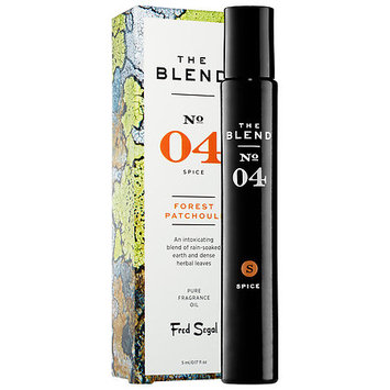 THE BLEND 04 Forest Patchouli 0.17 oz Pure Fragrance Oil Rollerball