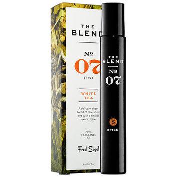 THE BLEND 07 White Tea 0.17 oz Pure Fragrance Oil Rollerball