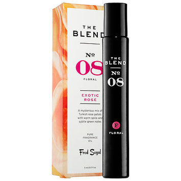 THE BLEND 08 Exotic Rose 0.17 oz Pure Fragrance Oil Rollerball