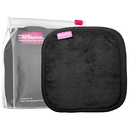 SEPHORA COLLECTION Black Magic Set Makeup Remover Cloths