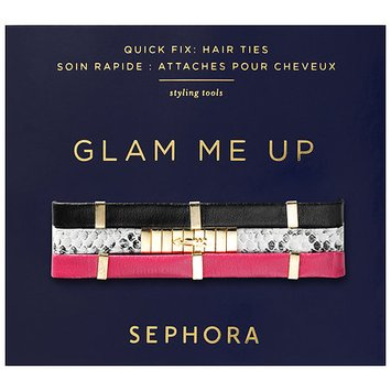 SEPHORA COLLECTION Glam Me Up Hair Ties