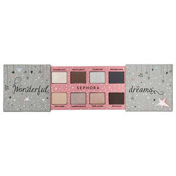 SEPHORA COLLECTION Wonderful Dreams 8-Tone Eyeshadow Palette 8 x 0.024 oz