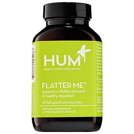 Hum Nutrition Flatter Me(TM) 60 Vegetarian Capsules