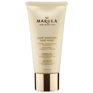 Marula Deep Moisture Hair Mask Intense Conditioning Treatment 6 oz