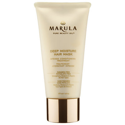 Marula Deep Moisture Hair Mask Intense Conditioning Treatment 6 oz