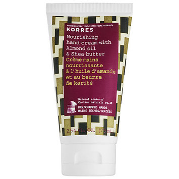 Korres Nourishing Hand Cream with Almond Oil and Shea Butter 2.54oz