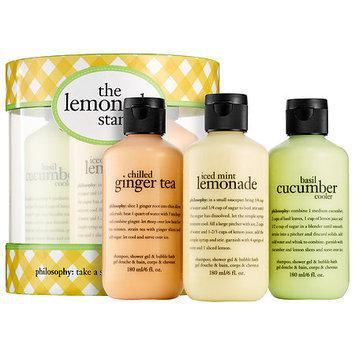 philosophy The Lemonade Stand Kit