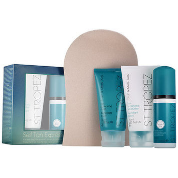 St. Tropez Tanning Essentials Self Tan Express Starter Kit