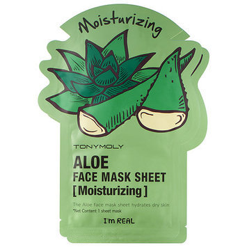 Tony Moly I'm Real Aloe Face Mask Sheet