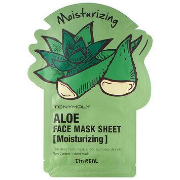 Tony Moly I'm Real Aloe Face Mask Sheet