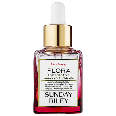 Sunday Riley Flora Hydroactive Cellular Face Oil