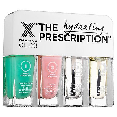 Formula X The Prescription CLIX! - Treatment Nail Polish Set Hydrating
