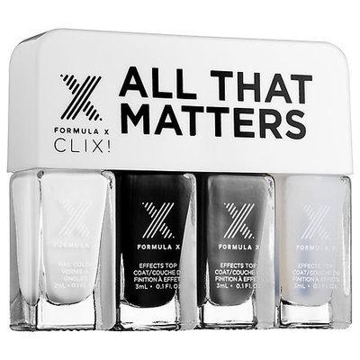 Formula X All That Matters 4 x 0.1 oz
