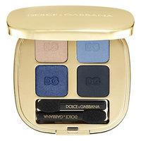 Dolce & Gabbana The Eyeshadow Smooth Eye Colour Quad Seafoam