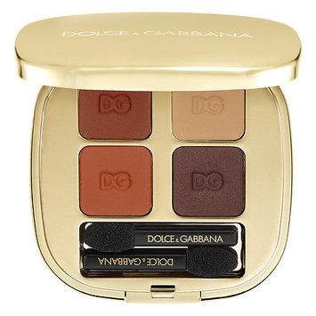 Dolce & Gabbana The Eyeshadow Smooth Eye Colour Quad Cocoa