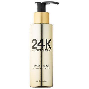 Sally Hershberger 24K Golden Touch Nourishing Dry Oil 4.2 oz