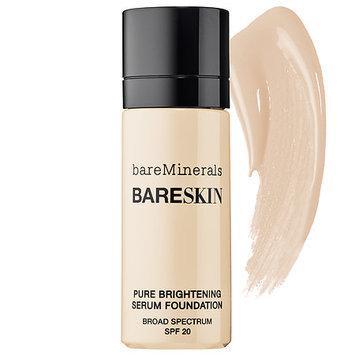 Bare Escentuals bare Minerals bare Skin(R) Pure Brightening Serum Foundation Broad Spectrum SPF 20 Bare Linen 03 0.5 oz
