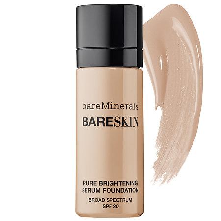 Bare Escentuals bare Minerals bare Skin(R) Pure Brightening Serum Foundation Broad Spectrum SPF 20