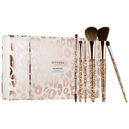 SEPHORA COLLECTION Be Spotted Brush Set