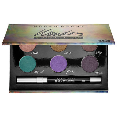 Urban Decay Wende's Contraband Palette 6 x 0.03 oz