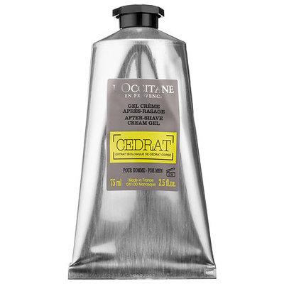 L'Occitane Cedrat After Shave Cream Gel