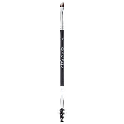 Anastasia Beverly Hills #14 Dual-Sided Brow & Eyeliner Brush