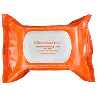 Dr. Dennis Gross Dr Dennis Gross Antioxidant Cleansing Cloths with AHAs 30 ct