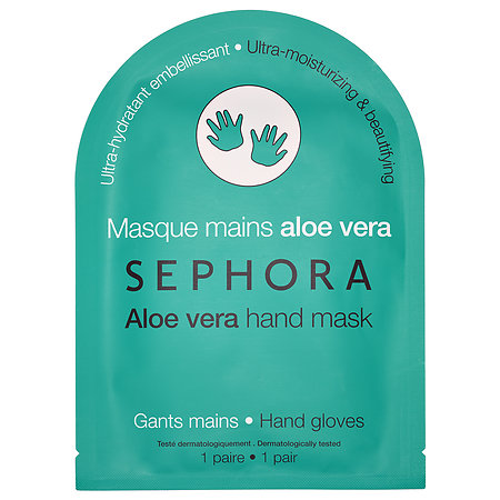 SEPHORA COLLECTION Hand Mask Aloe Vera 1 Pair