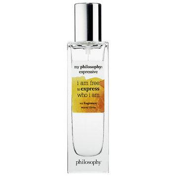 philosophy my philosophy: expressive 1 oz Eau de Parfum Spray
